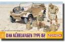1/6 DAK Kubelwagen Type 82