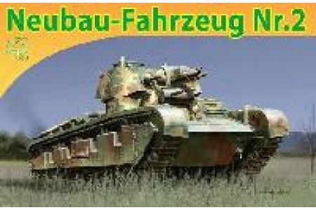 1/72 Neubau-Fahrzeug Nr2