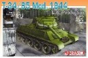 1/72 T-34/85 w/ bed spring