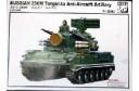 1/35 Russian 2S6M Tunguska AA artillery