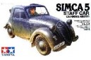 1/35 Simca 5 staff car