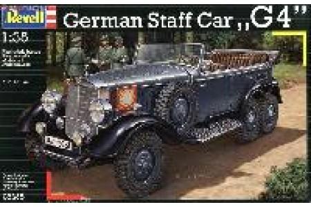 1/35 German Staff Car G-4