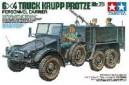 1/35 Truck Krupp Protze