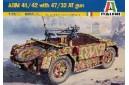 1/35 ABM-41/42 with AT gun