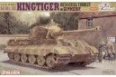 1/35 King tiger henschel turret w/ zimmerit