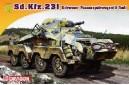 1/72 Sdkfz 231 (8 rad)