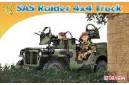 1/72 SAS Raider 4 X 4 truck