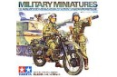 1/35 Japan motorcycle reconnaissance set