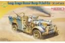 1/72 LRDG patrol car w/ 2cm gun