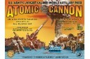 1/32 US Atomic cannon w/ 50t transporter