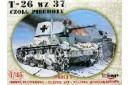 1/35 T-26/ BT wz 37