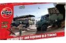 1/72 (1/76) Bedford QLT and QLD trucks