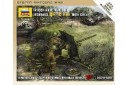 1/72 British anti tank QF w/ crew