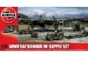 1/72 RAF Bomber re-supply set