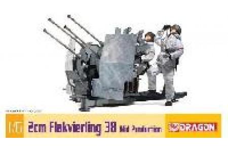 1/6 2cm Flakvierling 38
