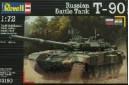 1/72 Russian battle tank T-90