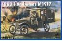 1/72 Ford T Ambulance Model 1917