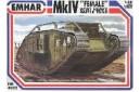 1/35 MK IV Female WWI Heavy tank