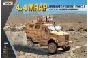 1/35 4X4 MRAP Armored fighting vehicle