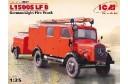 1/35 L-1500S LF8 German light fire truck