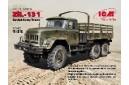 1/35 Russian army truck Zil-131