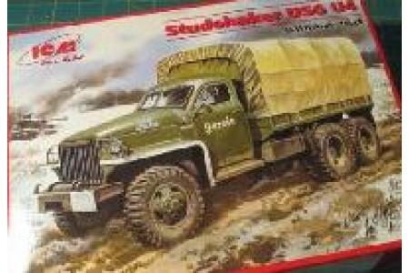 1/35 US-6 Army Truck w/ canvas