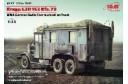 1/35 Krupp L3H163 Kfz 72 Radio
