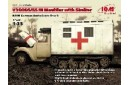 1/35 V-3000S Ambulance Maultier