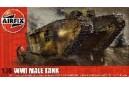 1/72 (1/76) WWI Male tank