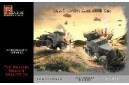 1/72 Ba-6 Soviet armored cars (2 pcs)