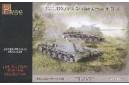 1/72 ISU-122 and ISU-152 Assault guns (2 pcs)