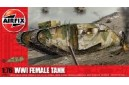 1/72 (1/76) WWI Female tank