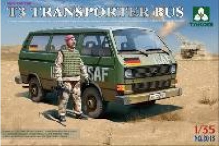 1/35 T3 Transporter bus