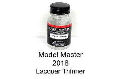 Model Master Lacquer Thinner 29ml