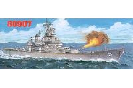 1/700 US Battleship New Jersey