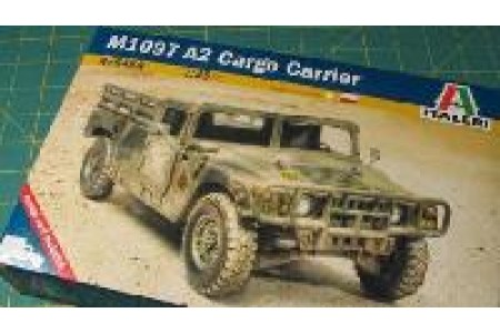 1/35 M-1097A2 Cargo carrier w/ canvas roof