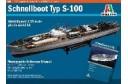 1/35 Schnellboot Typ S-100