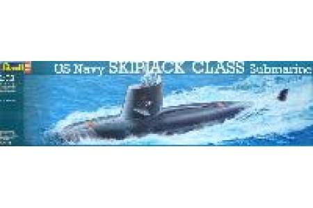 1/72 US Navy Skipjack class submarine