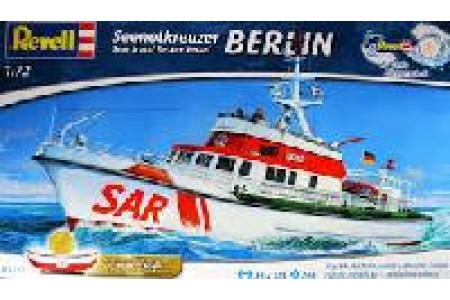 1/72 Search and Rescue vessel Berlin