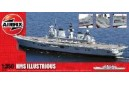 1/350 British HMS Illustrious