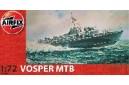 1/72 Vosper MTB with crew