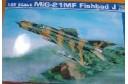 1/32 MiG-21MF Fisbed J