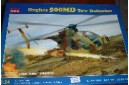1/24 HUGHES 500MD HELICOPTER