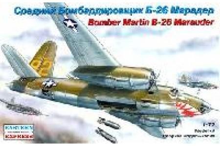1/72 Bomber Martin B-26 Marauder
