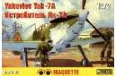 1/72 Yakolev Yak-7A