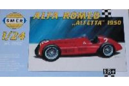 1/24 Alfa Romeo Alfetta 1950