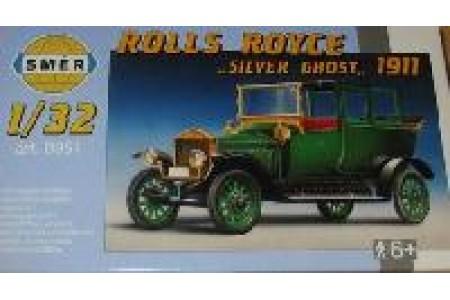 1/32 Rolls Royce silver ghost 1911
