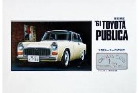 1/32 (1/35) TOYOTA PUBLICA 1961