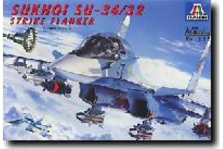 1/72 Sukhoi Su-34/32