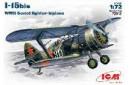 1/72 I-15 Bis Soviet Fighter